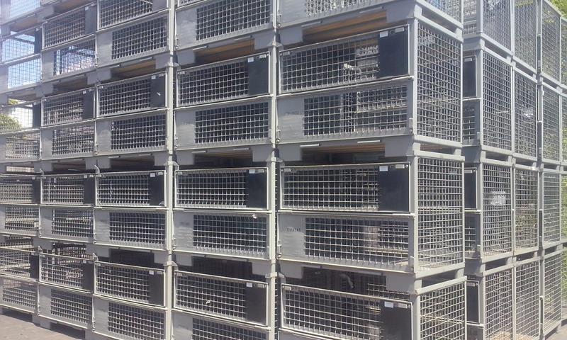 EuroGitterbox UIC 435-3 1240x835x970 mm